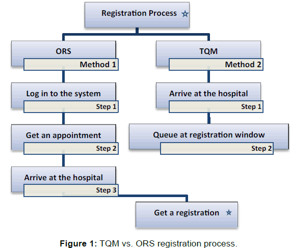 Patients Online Registration System: Feasibility and Perception